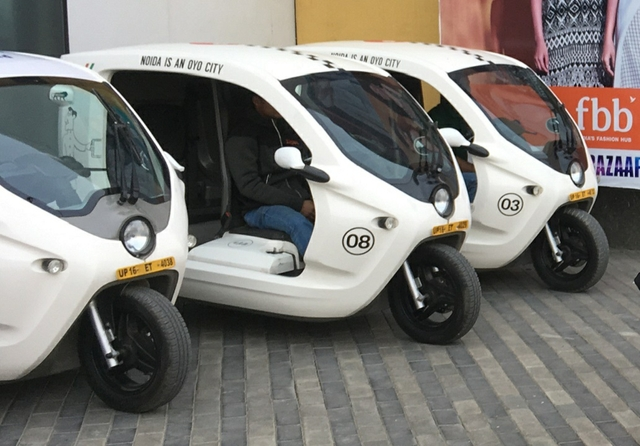 Electric three-wheelers to hit the roads of India - Industry