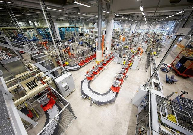 Volvo Skovde Plant