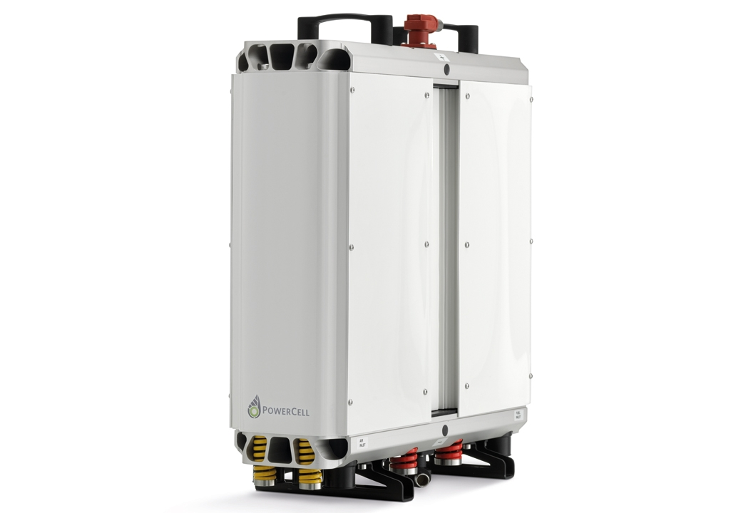 German Fraunhofer Institute to install fuel cell stacks from