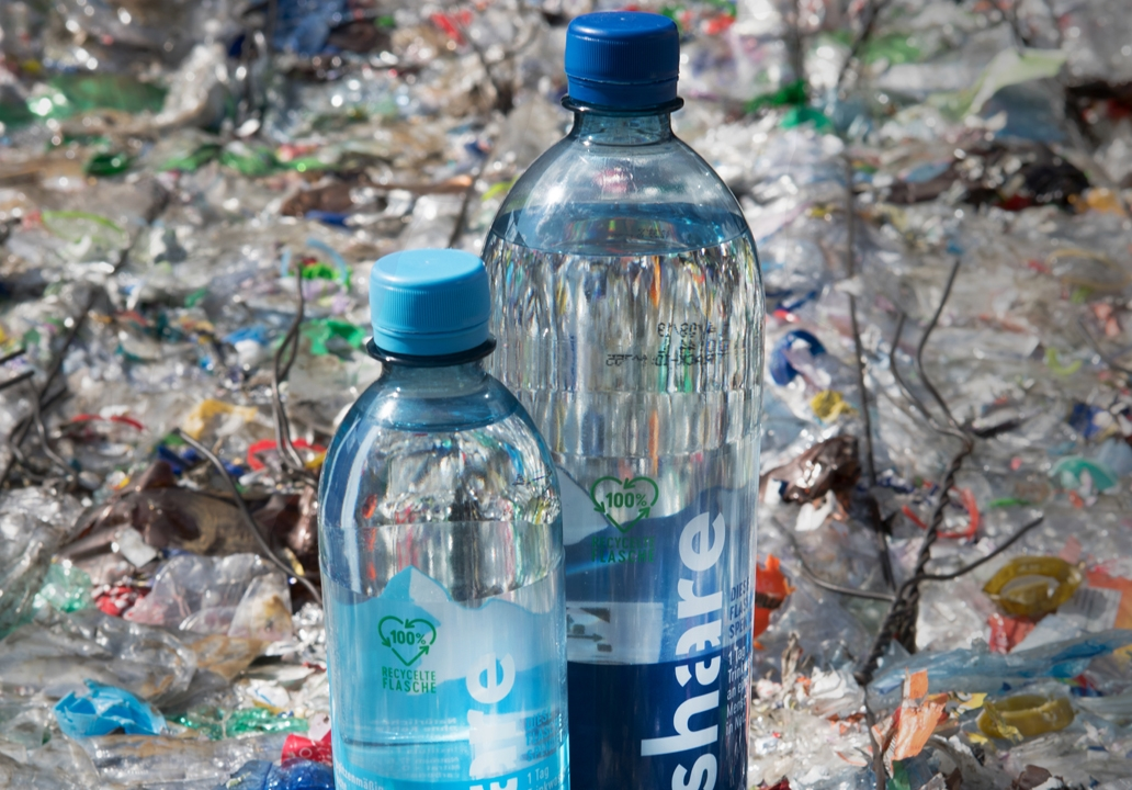 KHS and startup share developing unique PET bottle