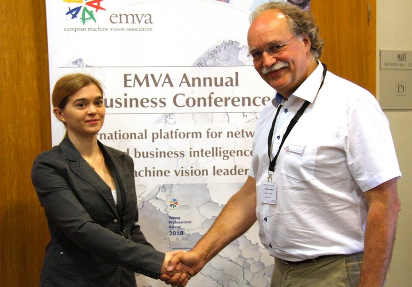 EMVA Young Professional Award