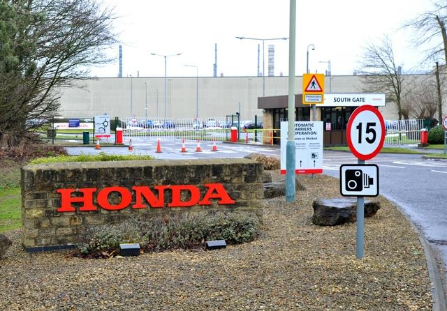 Honda Swindon