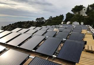 Solar energy in Ibiza