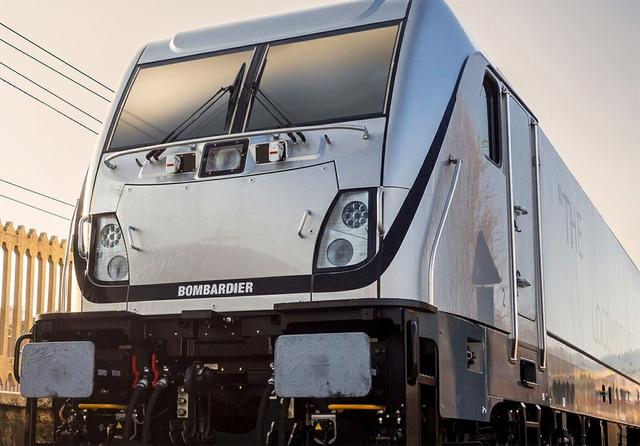 Bombardier Traxx DC3