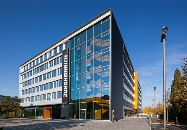 Jungheinrich HQ in Hamburg