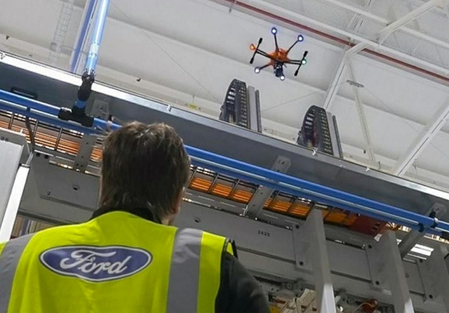 Ford drone