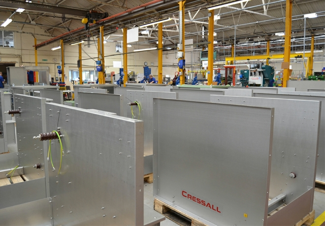 Cressall Leicester plant