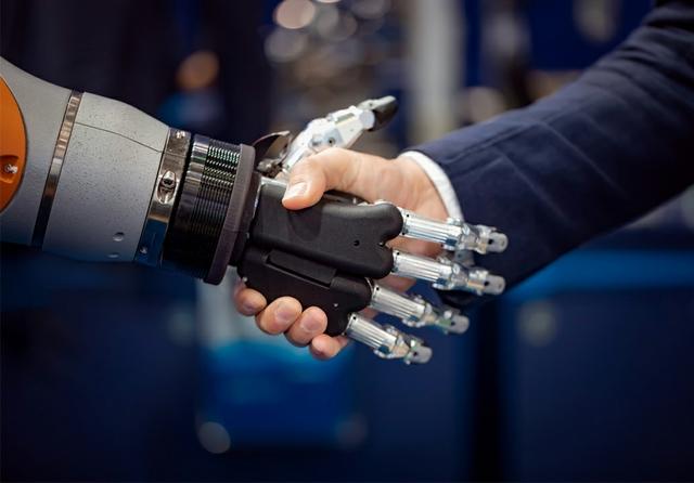 robot productivity