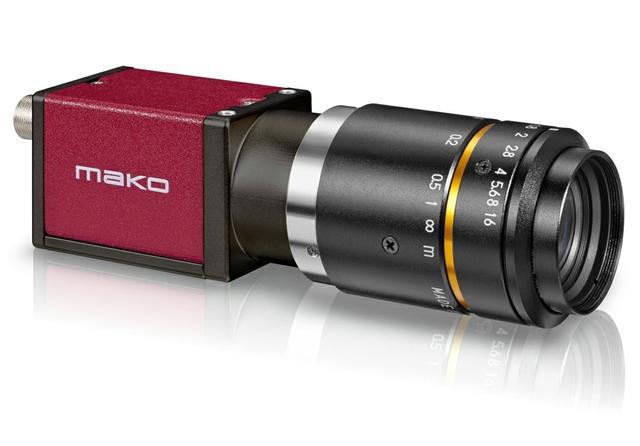 Allied Vision Mako G-508B POL