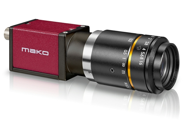 Allied Vision Mako G-508B POL