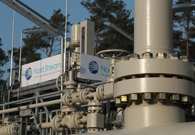 Nord Stream 2. Credit: Gazprom