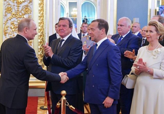 Putin inaugration