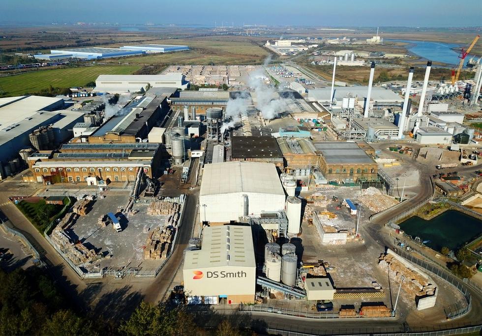 Kemsley paper mill