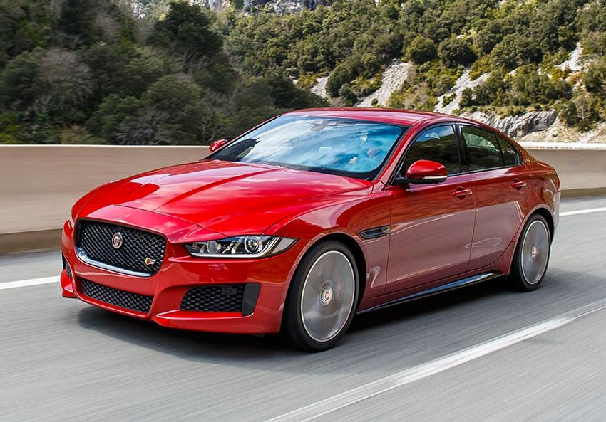 Expand                      The Jaguar XE is one of the models being recalled