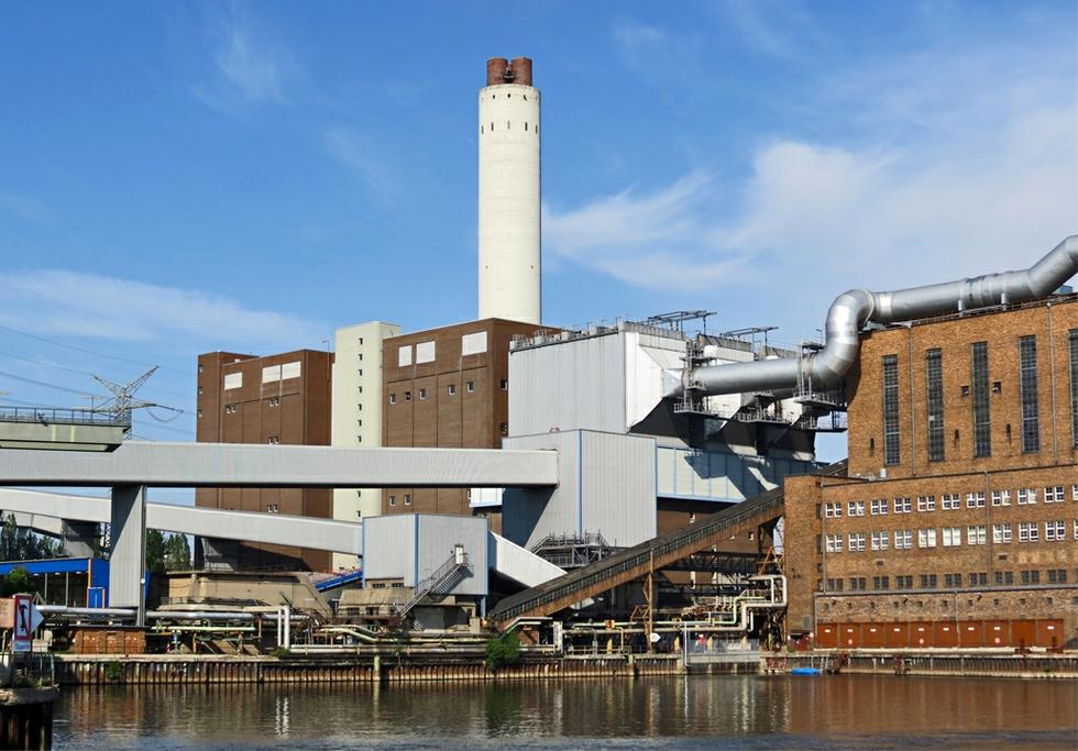 Reuter C power plant, Berlin