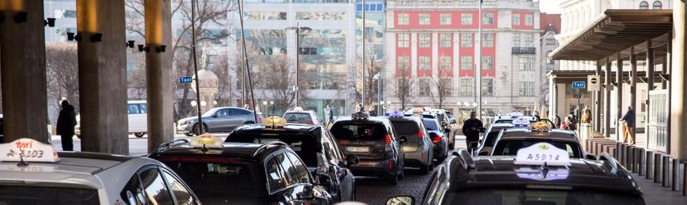 Oslo taxis