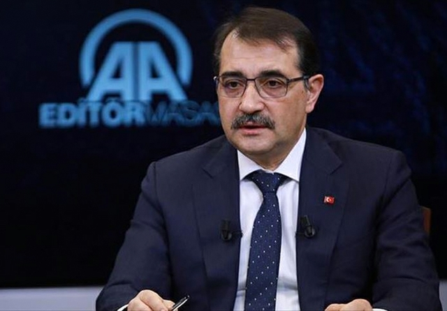 Turkey energy minister