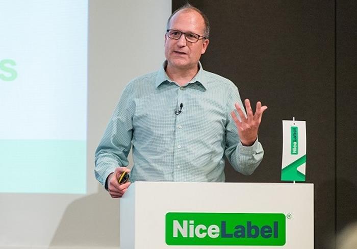 Paul Vogt, Channel Marketing Director, NiceLabel