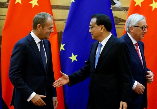 Chinese Premier Li Keqiang in Europe