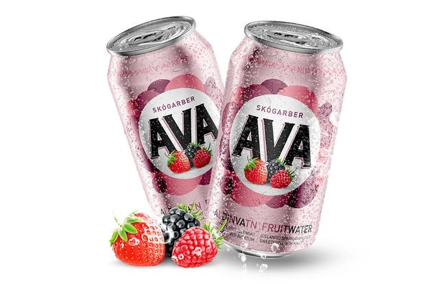 AVA fruit water