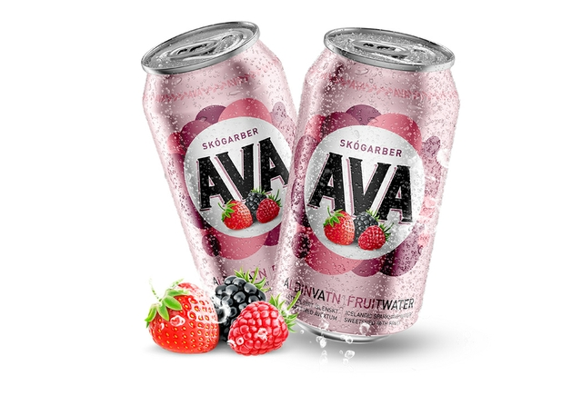 AVA fruit water