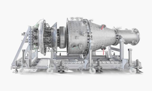 Reaction Engines precooler