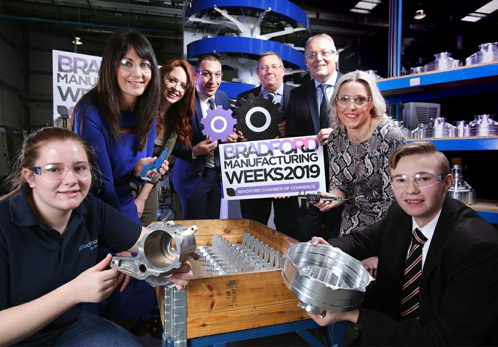 Bradford Manufacturing Weeks