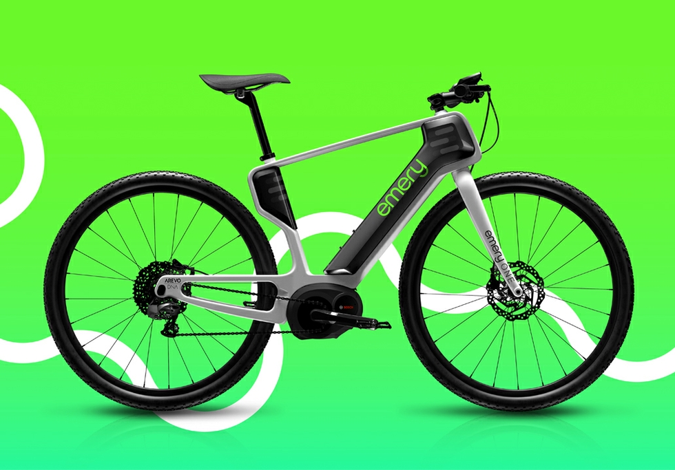 AREVO Emery bike