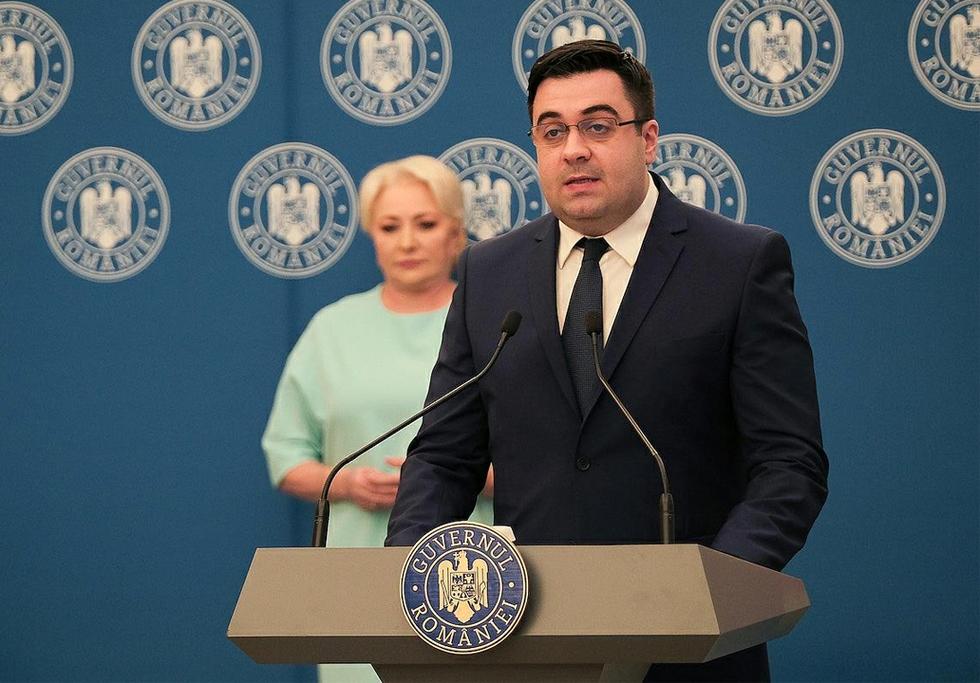 Romania govt
