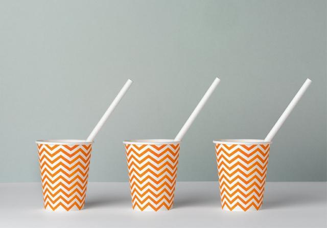 Ahlstrom-Munksjö paper straws