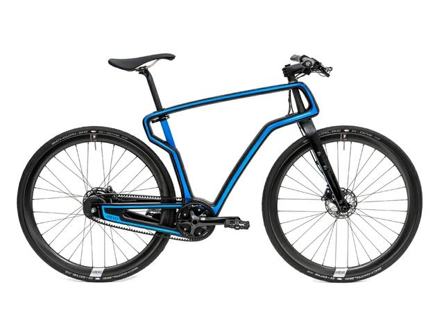 AREVO bike
