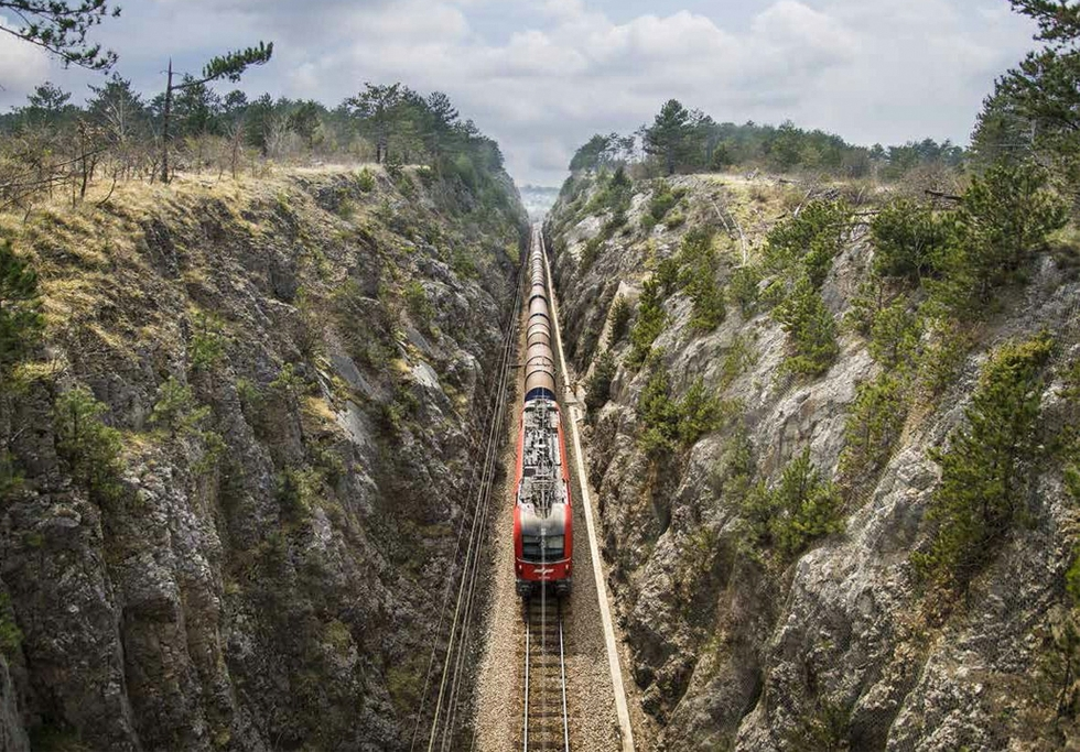 Koper rail project