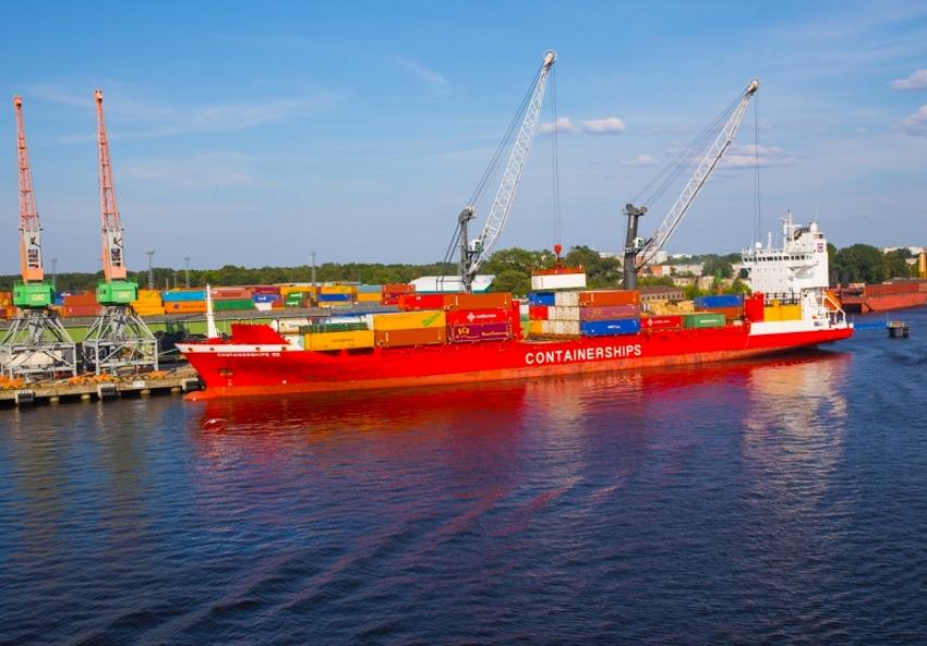 Latvia China e-commerce hub