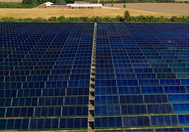 Jelling solar plant