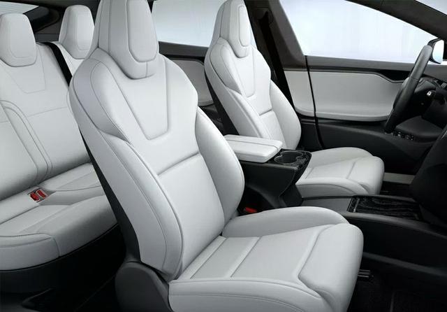 Tesla seats