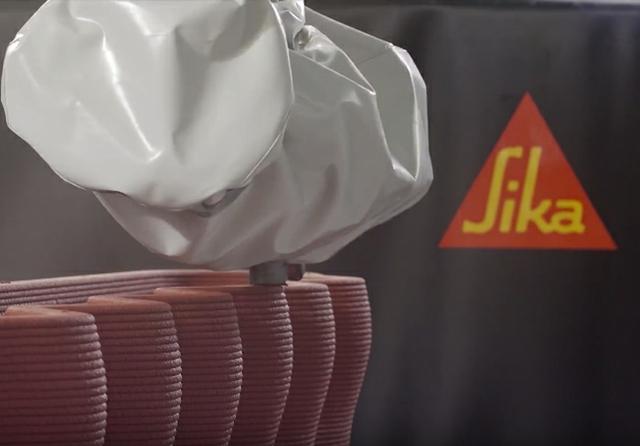 Sika 3D concrete printing