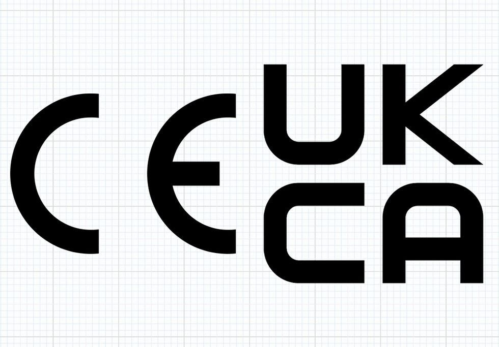 CE mark - UKCA