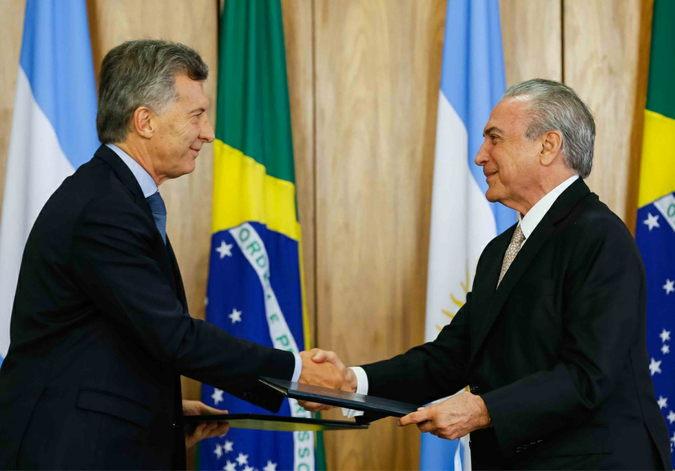 Mercosur EU deal