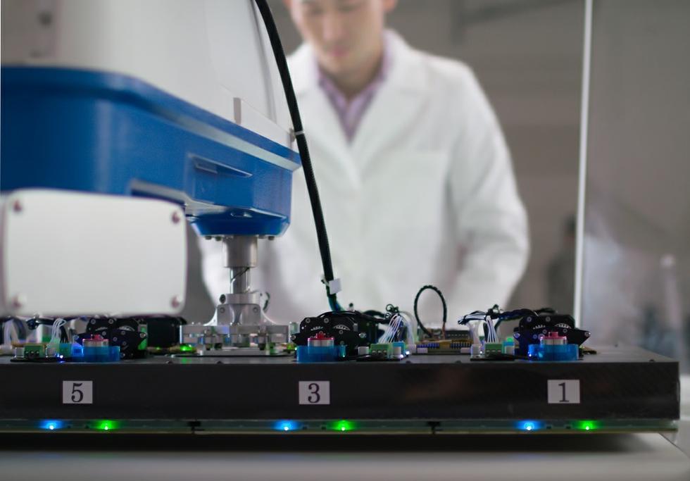 TM ROBOTICS scara
