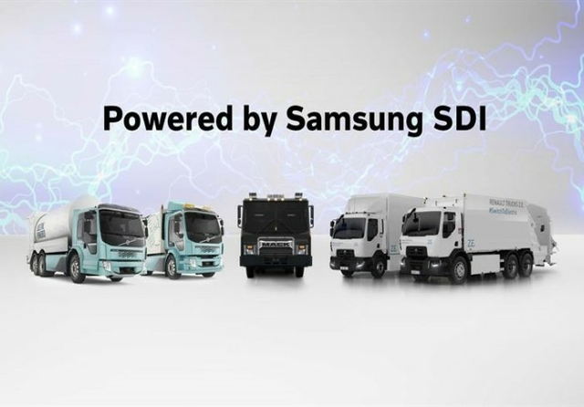 Volvo Samsung SDI