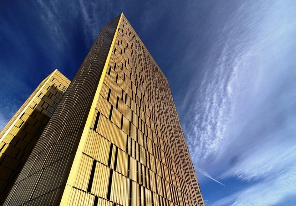 European Court of Justice, Aussen, Luxembourg