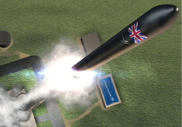 UK Spaceport Scotland