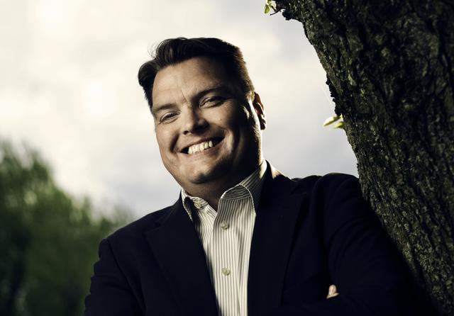 Thomas Sörensson, CEO, Enviro