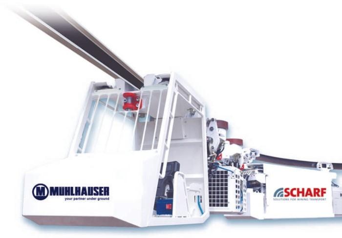 Muhlhauser SMT Scharf