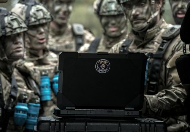 Saab army