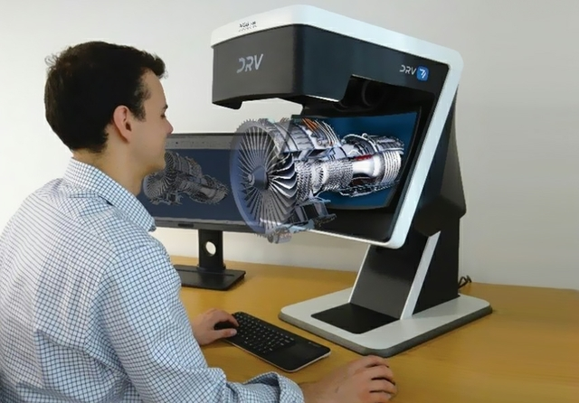 Vision Engineering 3D microscope