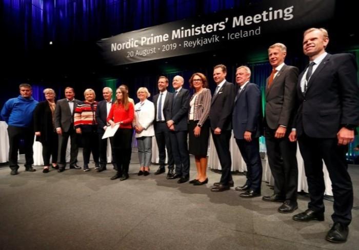 Nordic CEOs & Prime Ministers