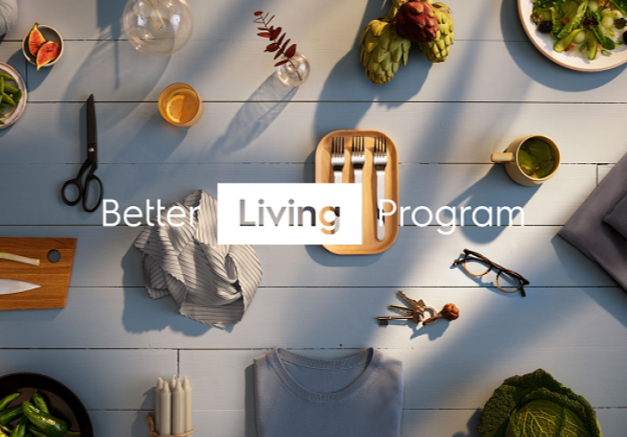 Electrolux Better Living Programme