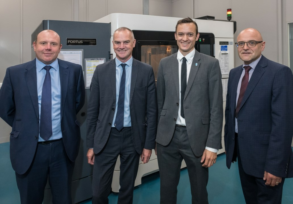 Stratasys & BAE collaborate on additive manufacturing solutions