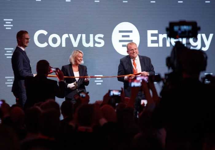 Corvus Energy opens new Norwegian battery factory